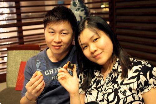 Tai Zi Heen Mooncake Sunny & Xin