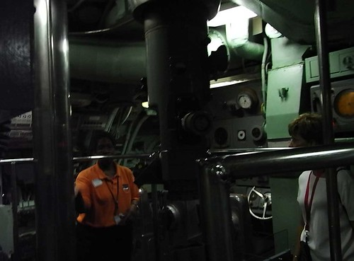 uss growler 〜periscope