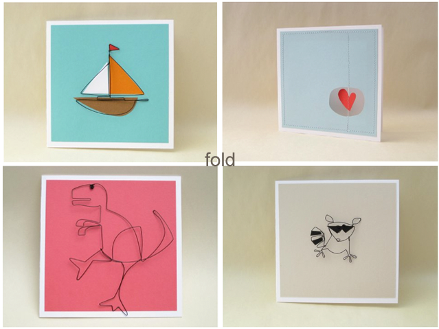 flold - greeting cards