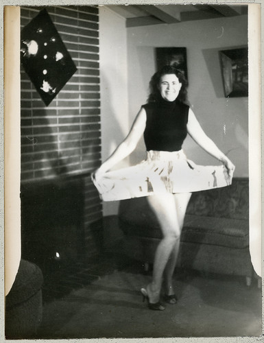 Mom and the skirt again
