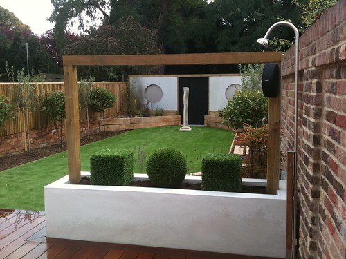 Landscaping Wilmslow. Image 2