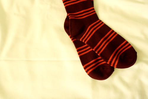 hokie socks