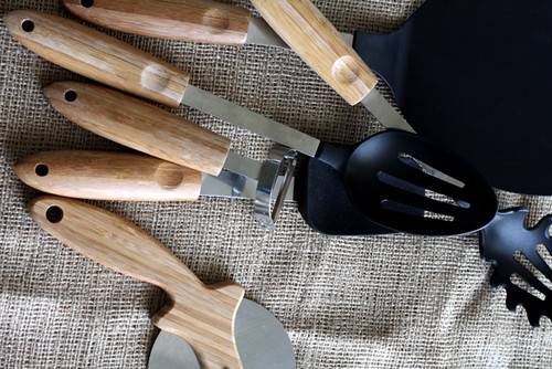 Green Kitchen Tools Giveaway
