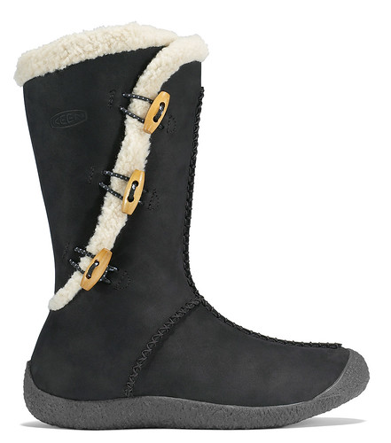 keen kaley boot black