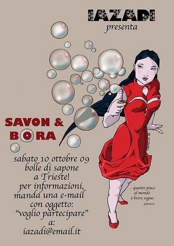 evento: savon e bora