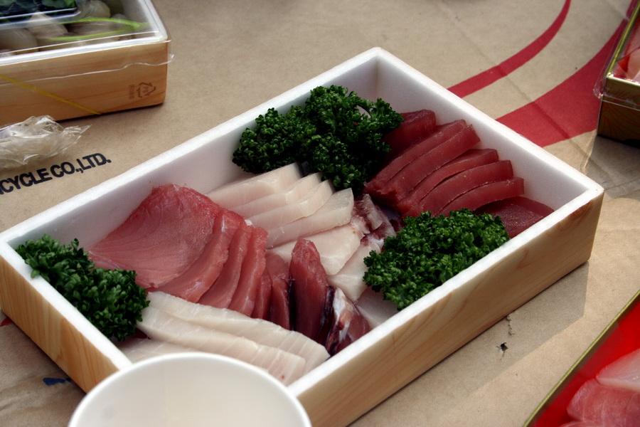 Sushi set(3)