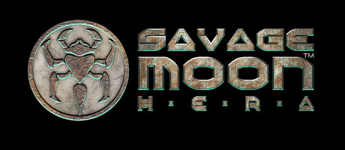 Savage Moon: The Hera Campaign logo