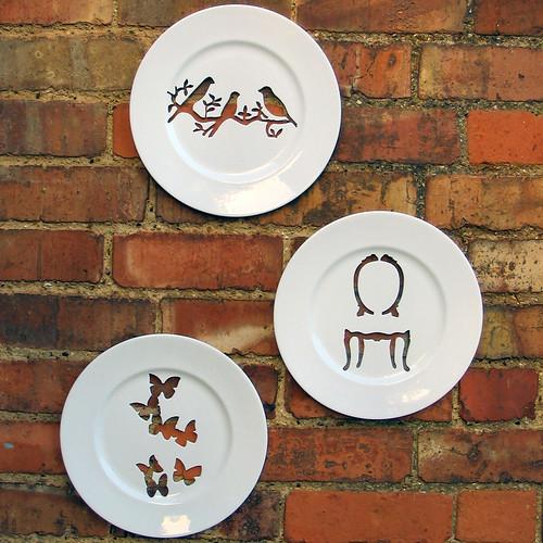 andrew tanner silhouhette wall plates