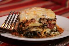 Pasta-Free Lasagna (Kim Dever Thibodeaux / Kim_in_CajunCountry) Tags: food recipe healthy italian eggplant diet lowcarb southbeach picnik lasagna glutenfree kimthibodeaux kimdeverthibodeaux kimincajuncountry