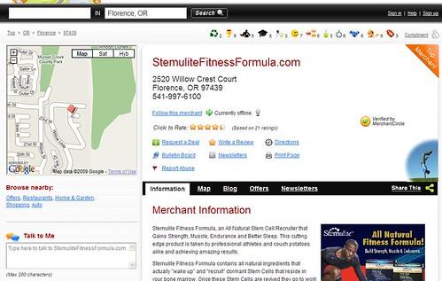 Stemulite Fitness Formula