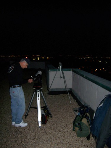 Snapshot: Star Party 22 stories up!
