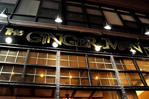 The Ginger Man Bar-New York City