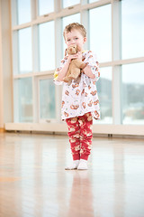 Children's Hospital (constellationiw) Tags: boy portrait hospital photography photo child teddybear childrens medicine gown care sick discovery retouching pajamas constellation constellationimageworks