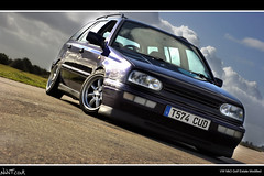 Volkswagen Golf Estate Mk3 Modified Front Quarter Tarmac Height Into The Distance Angled Shot (NWVT.co.uk) Tags: road new blue sky sun 3 sunshine k tarmac vw forest golf volkswagen point three photographer estate slow purple shot euro empty w low automotive front m professional v and quarter modified distance edition vanishing eight dub height mk metalic angled 38 freelance slammed thirty the mk3 into ed38 dubway nwvtcouk nwvt