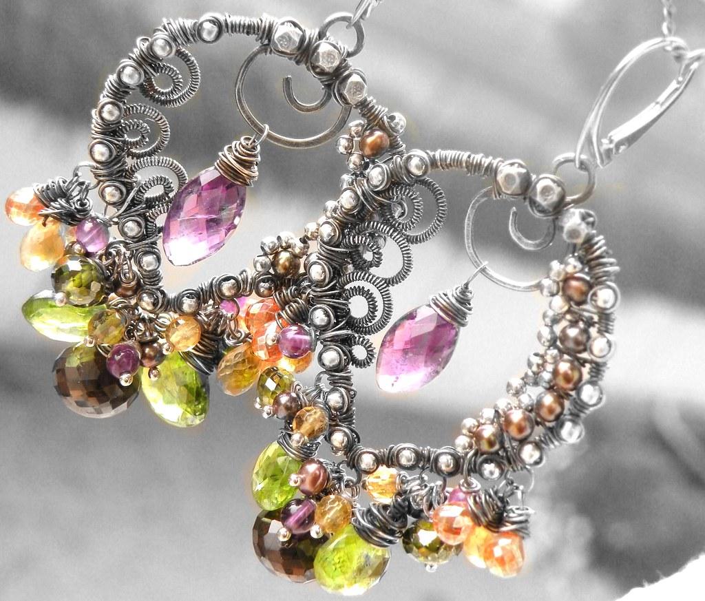 Allegria earrings
