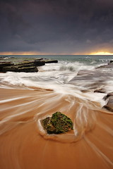 Turimetta Motion (Tim Donnelly (TimboDon)) Tags: ocean sea seascape sunrise australia nsw cokin turimetta