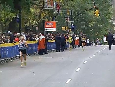 Maraton de Nueva York 2009 - NYC Marathon