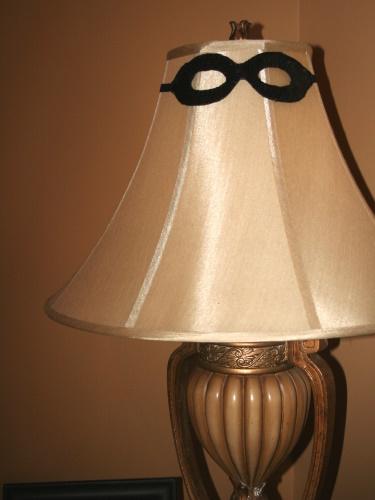 Lamp Costume