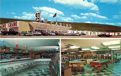 93 Casino, 1960's by Roadsidepictures