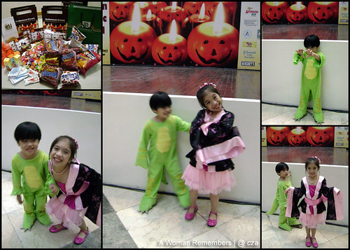 children event halloween party glorietta