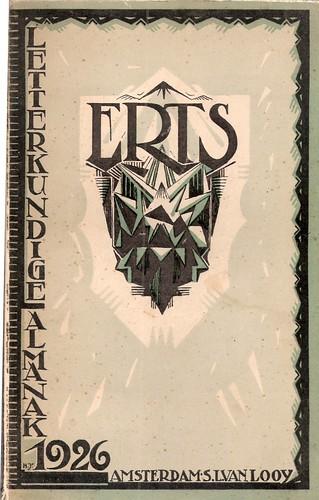 Erts Letterkundige Almanak 1926