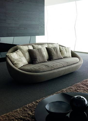 Elegant Sofa for Modern Living Room Furniture