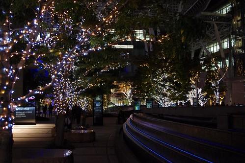 東京ミッドナイトタウン前