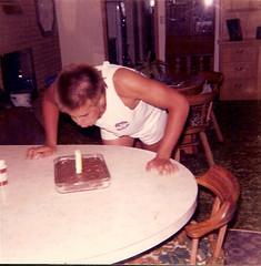 Looks like my 17th birthday 1989 (funny strange or funny ha ha) Tags: birthday oklahoma cake jones chocolate farm 17 1989 ok hooker 73945