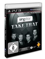 SingStar Take That Packshot PS3