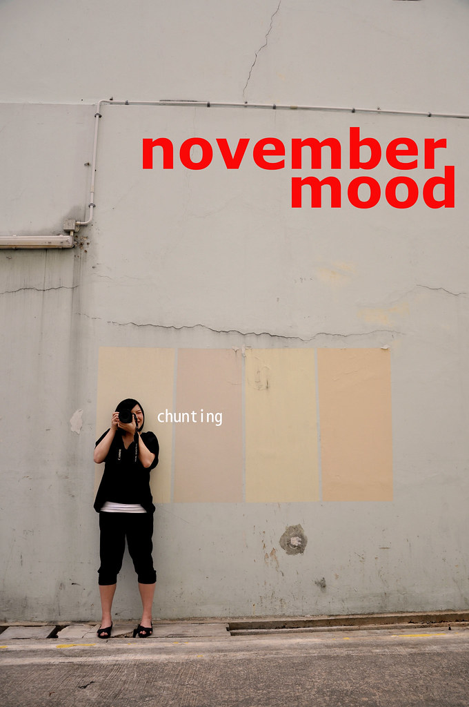 november mood.chunting