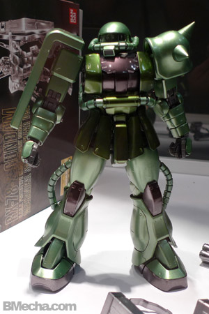 AFA 2009 Bandai Event Exclusive Item MG Zaku II