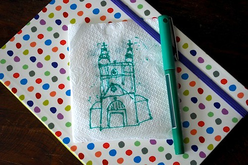 The Cathedral drawn by Titus (9) by good mood factory