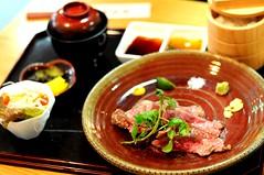 Grilled Beef, Oharai Machi, Ise
