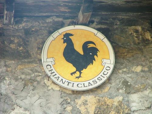 Italy Chianti Sign