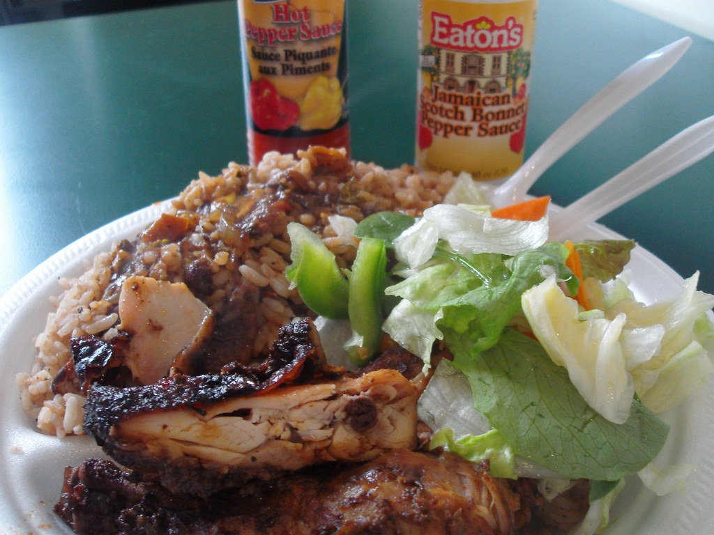 Jerk Chicken from Ritz Caribbean Foods