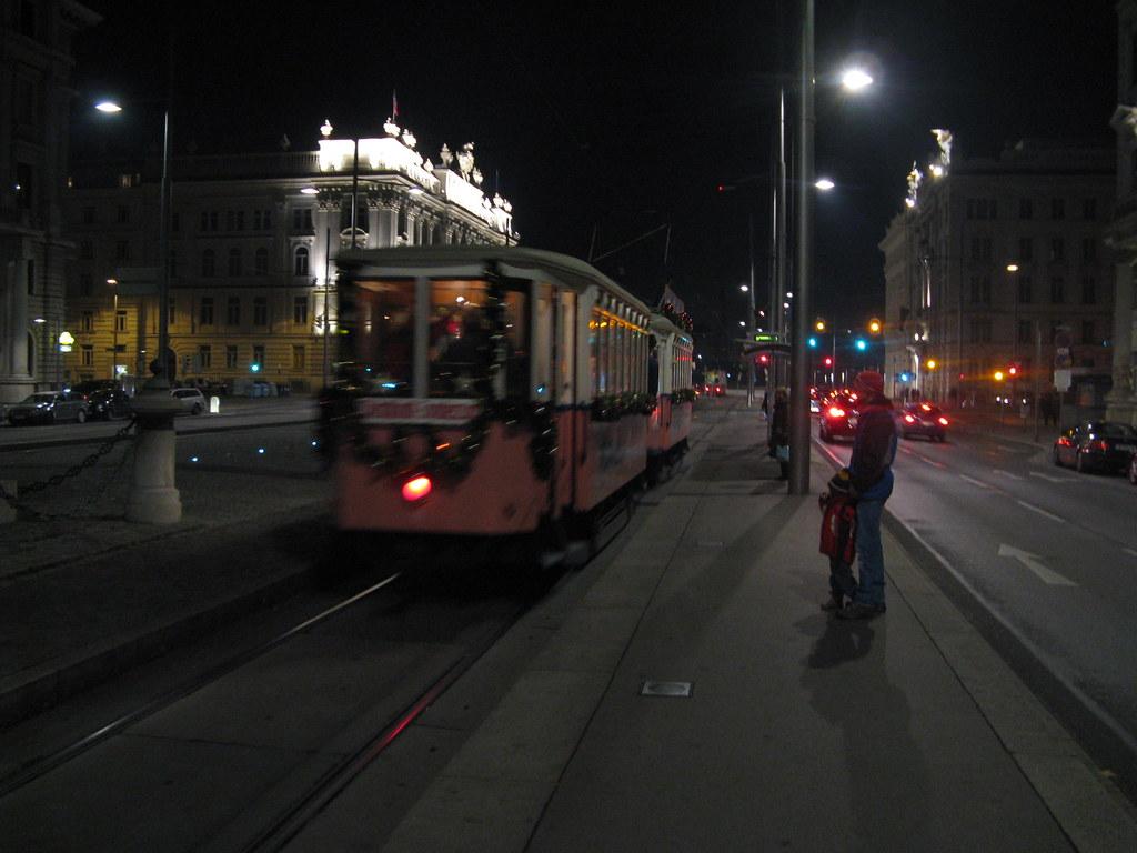 Manner Nostalgie Tram ..