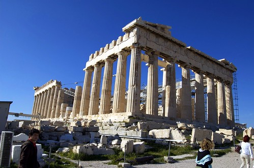 Parthenon (South-East View)