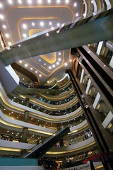 Hong Kong - Times Square (cnmark) Tags: china light architecture mall shopping square geotagged hongkong bay lift interior elevator escalator hong kong timessquare times   causeway    allrightsreserved  oltusfotos geo:lat=22278315 geo:lon=114182078 mygearandmepremium mygearandmebronze mygearandmesilver mygearandmegold