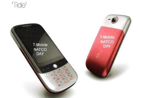 HTC Tide XDA