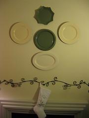 Faux Ceramic Plates