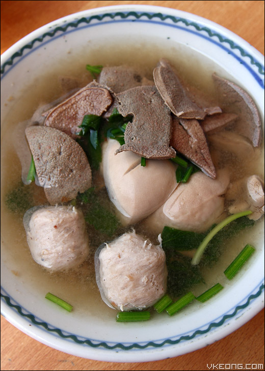 pork-ball-kidney-soup