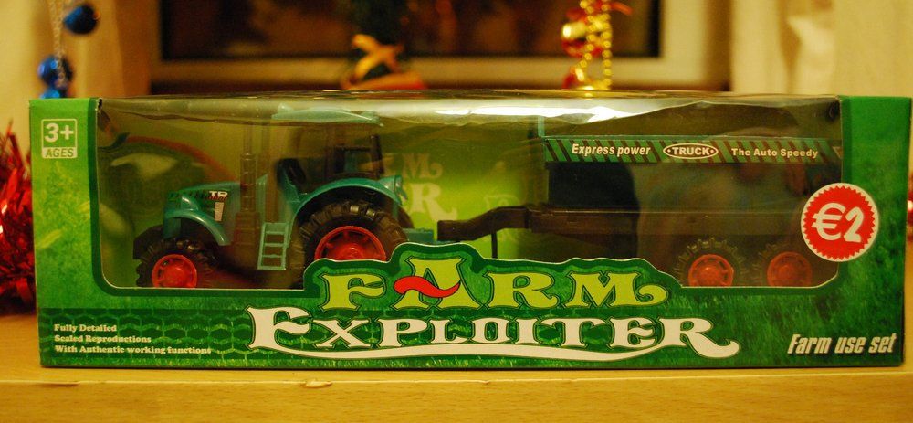 Farm Exploiter