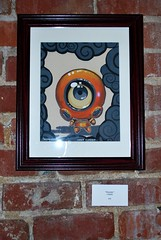 Monsters - Cinder (jnoriko) Tags: art gallery vox 2ndsaturday artistsreception december2009 theurbanhive secondsatruday artshowcinder
