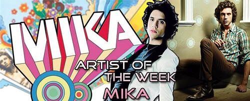 VidZone Artist of the Week