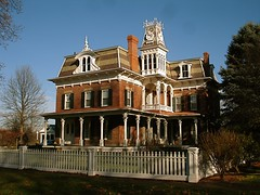 J.C. Lockwood House, Milan, OH