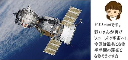 ソユーズ 宇宙船