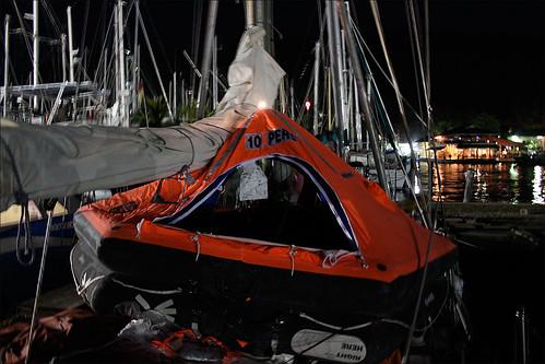 Viking redningsflåde