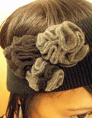 ear warmer (Jeanee *Dirty Laundry*) Tags: ear warmer