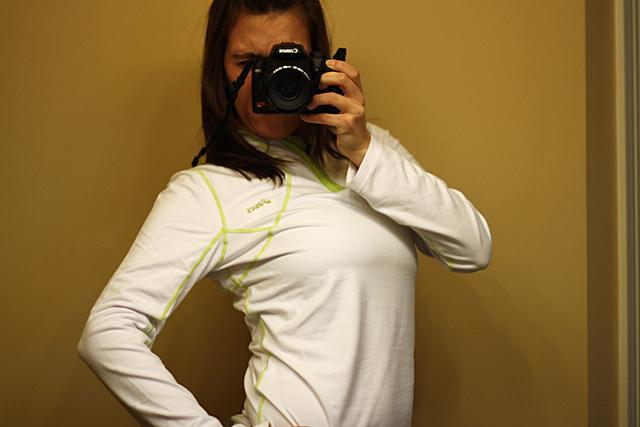 new running shirt