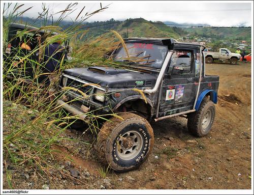 Kundasang 4x4 Novice Challenge - Suzuki Jimny